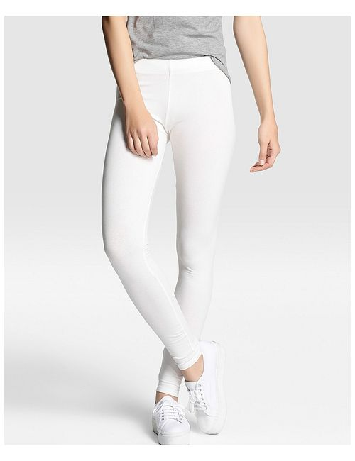Easy Wear | Женские Белые Леггинсы