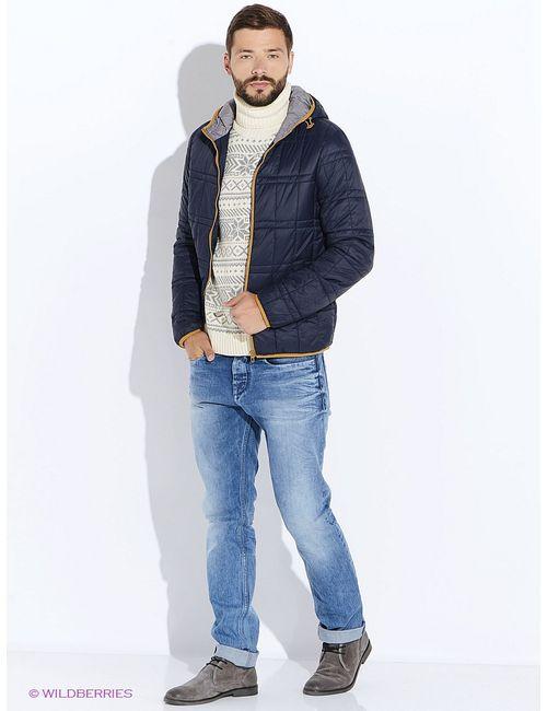 Oodji | Мужские Синие Куртки