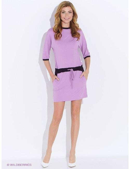 Mondigo | Женские Фиолетовые Платья
