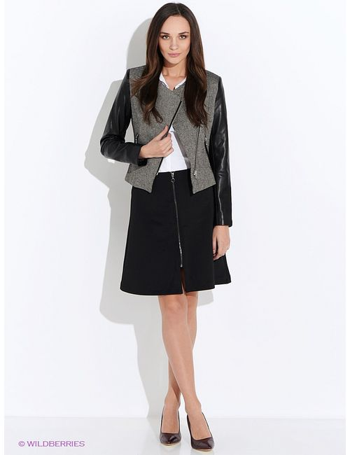 Oodji | Женские Чёрные Куртки