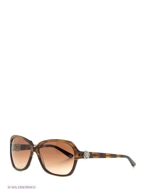 Versace | Женские Коричневые Солнцезащитные Очки