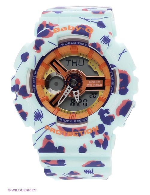 Casio | Женские Голубы Часы
