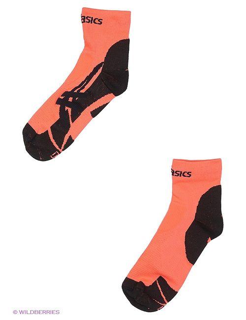 Asics   Мужские Оранжевые Носки
