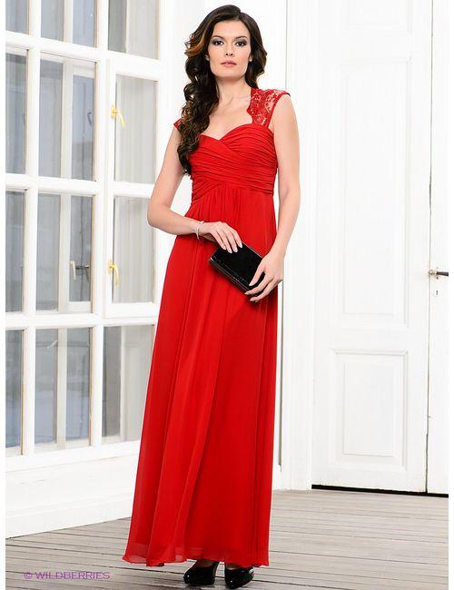 BIRRIN | Женские Красные Платья