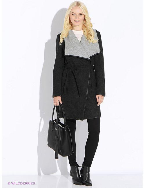 s.Oliver | Женское Чёрное Пальто