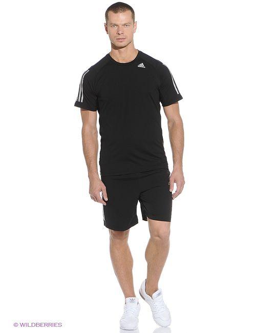 Adidas | Мужские Чёрные Шорты