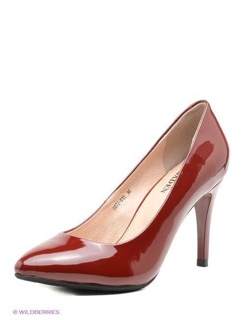 Baden | Женские Красные Туфли