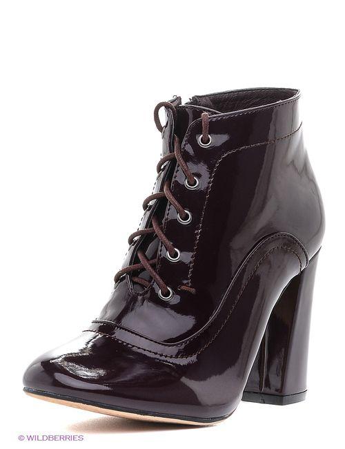 J&Elisabeth | Женские Красные Ботинки
