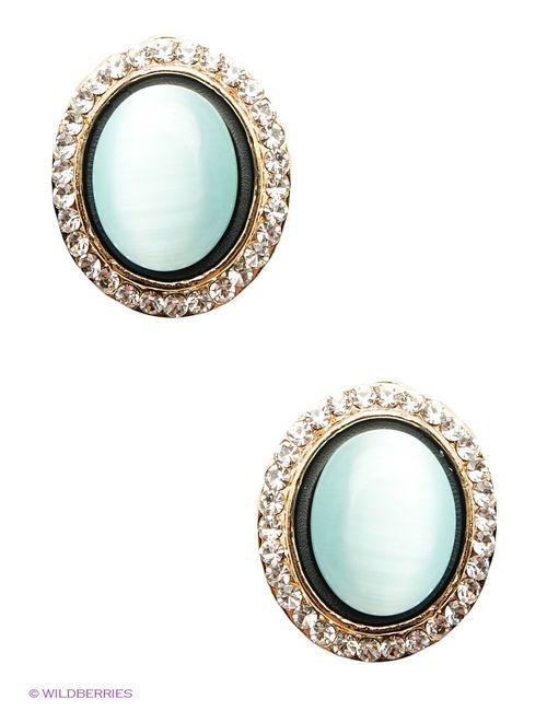 Royal Diamond | Женские Голубы Серьги