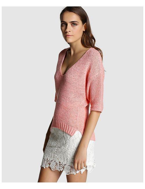 Formula Joven   Женские Розовые Пуловеры