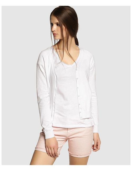Easy Wear | Женские Белые Кардиганы