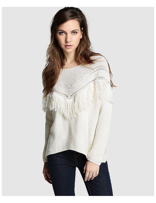 Easy Wear | Женские Молочные Джемперы