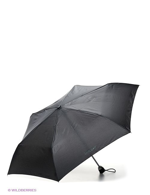 Isotoner | Женские Чёрные Зонты