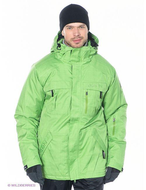 Baon   Мужские Зелёные Куртки