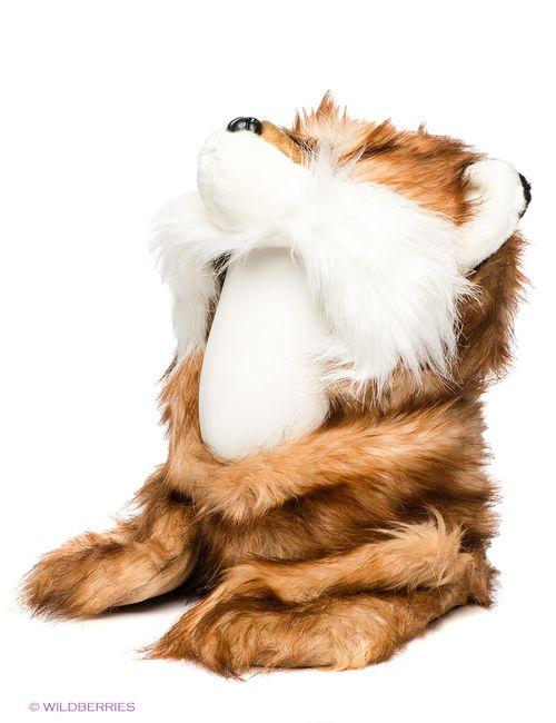 True Fur   Женские Белые Шапки