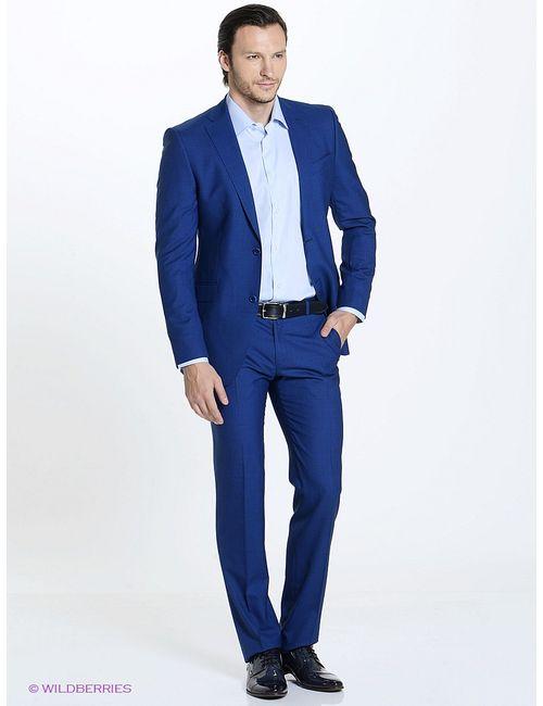 Sarto Reale | Мужские Синие Костюмы
