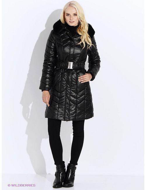 Sela | Женское Чёрное Пальто