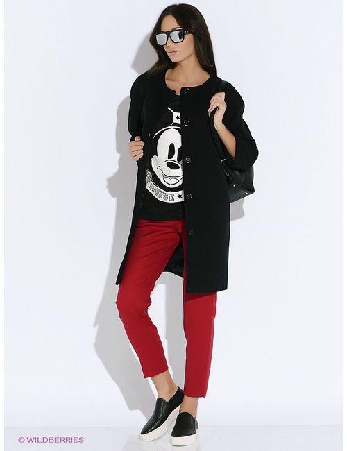 Colambetta | Женское Чёрное Пальто