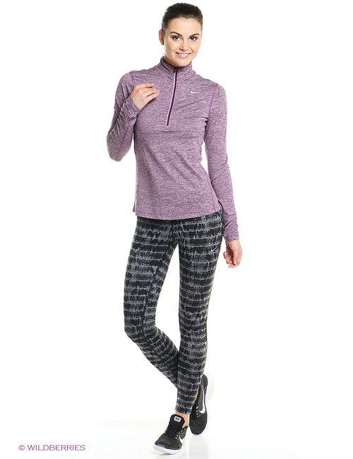 Nike   Женские Фиолетовые Свитшоты