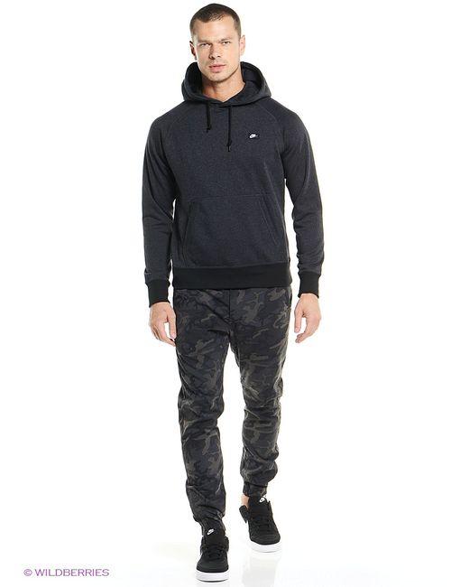 Nike   Мужские Чёрные Свитшоты