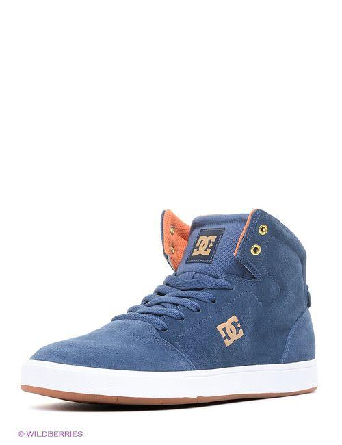 Dcshoes | Мужские Синие Кеды Dc Shoes