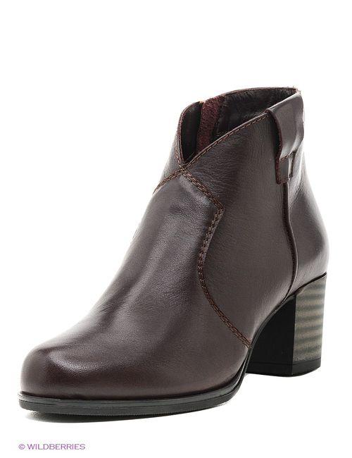 Francesco Donni | Женские Красные Ботинки