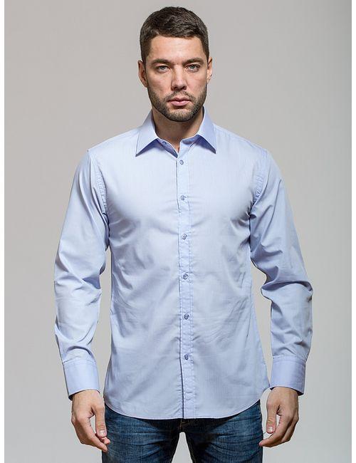 JOHN JENIFORD   Мужские Голубы Рубашки