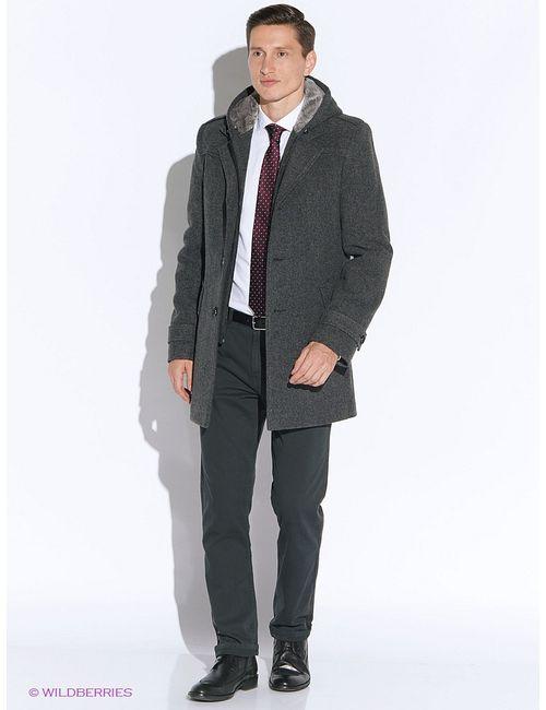 Sainy | Мужское Серое Пальто