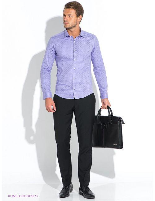 BAWER | Мужские Фиолетовые Рубашки