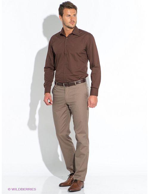 Favourite | Мужские Коричневые Рубашки
