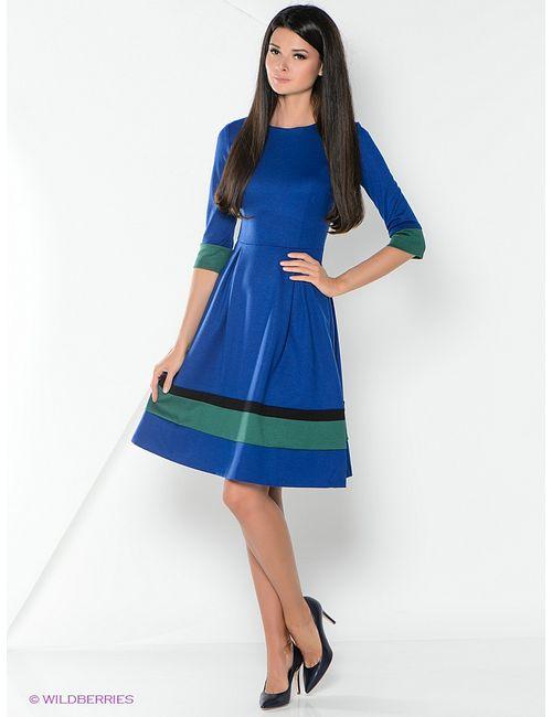 La Fleuriss | Женские Синие Платья