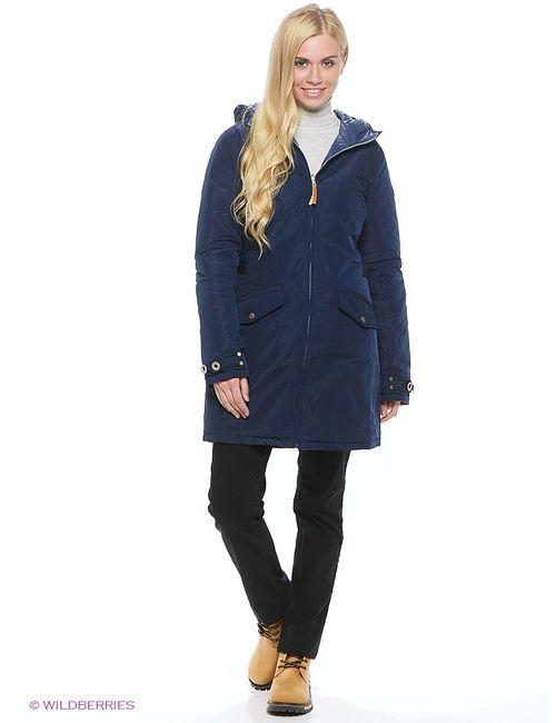 Luhta   Женское Синее Пальто