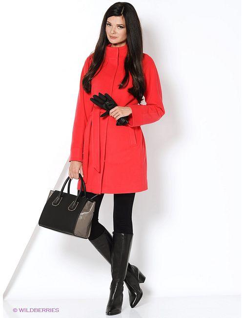Electrastyle   Женское Розовое Пальто