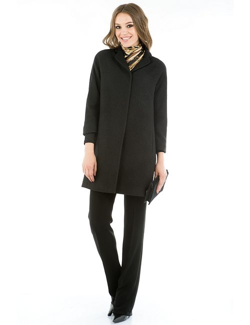 Levall   Мужское Черный Пальто