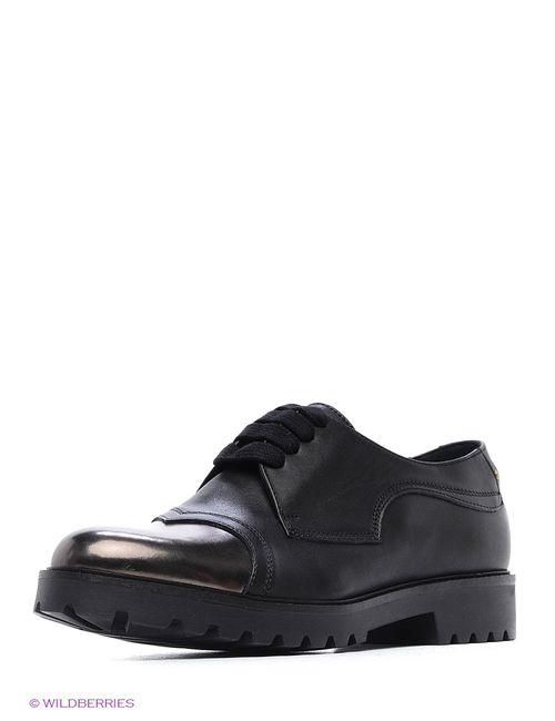 Guess | Женские Чёрные Ботинки