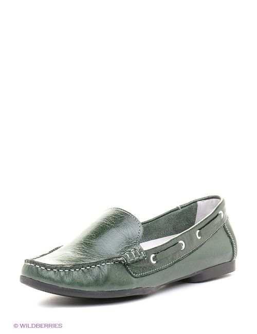 Walrus | Женские Зелёные Туфли