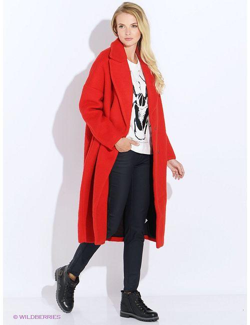 Befree   Женское Красное Пальто