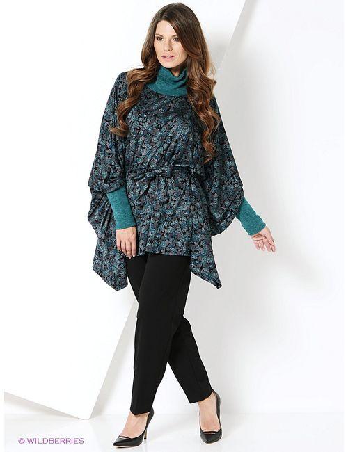 Magnolica | Женские Бирюзовые Блузки