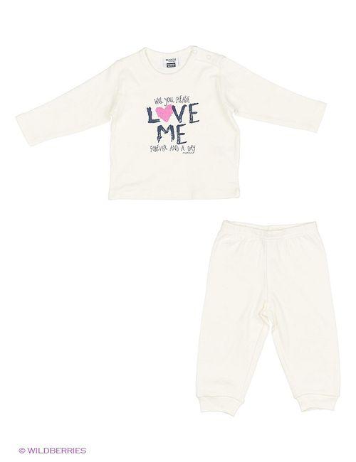 MANAI | Белые Пижамы