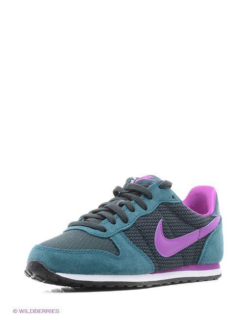 Nike | Женские Зелёные Кроссовки