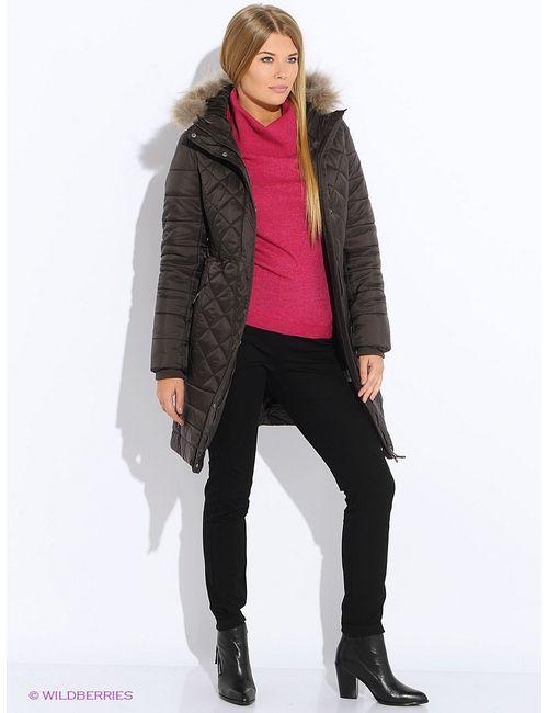 Sela | Женское Коричневое Пальто