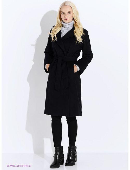 Baon | Женское Синее Пальто