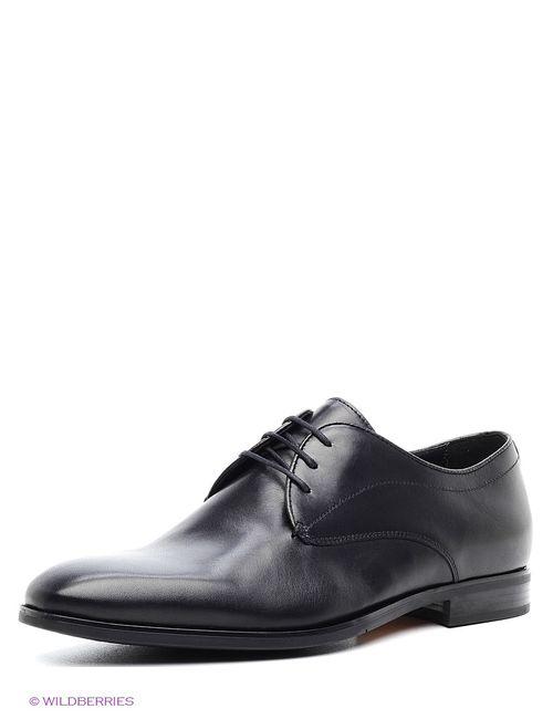 Geox | Мужские Чёрные Туфли