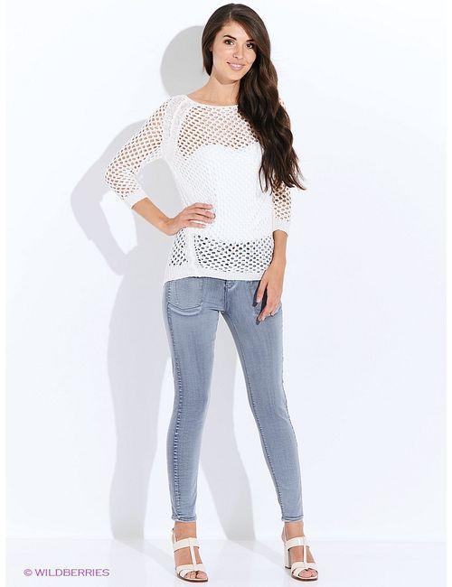 GARCIA   Женские Белые Пуловеры