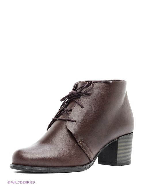 Francesco Donni | Женские Коричневые Ботинки