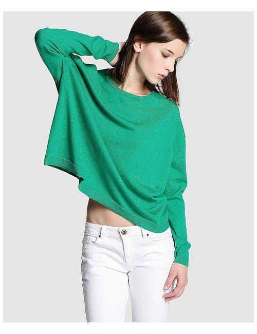 Green Coast   Женские Зелёные Джемперы