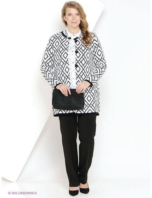 Milana Style | Женское Черный Пальто