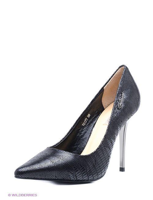 Vitacci | Женские Чёрные Туфли