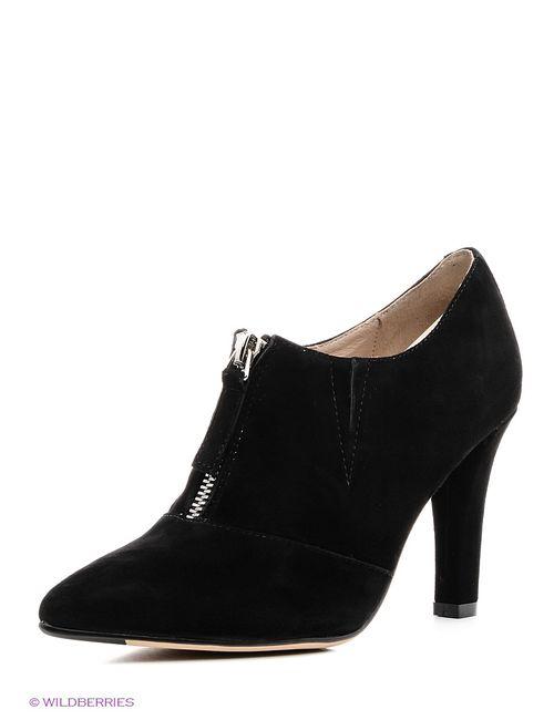 Evita | Женские Чёрные Туфли