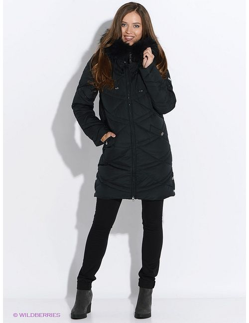 Finn Flare | Женское Серое Пальто